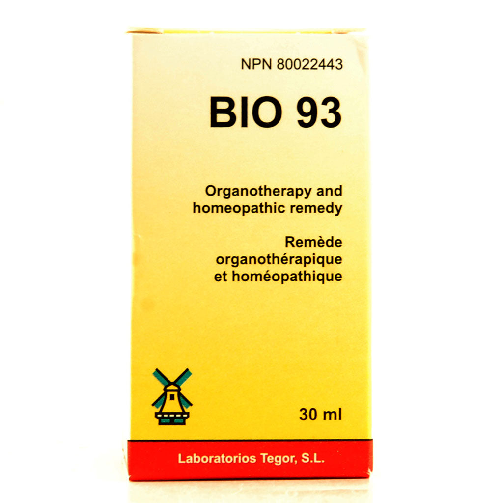 Bio 93 30 mL de Laboratorios Tegor
