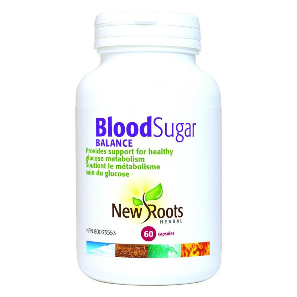 Blood Sugar Balance New Roots