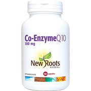 Co-enzyme Q10 New Roots 60 capsules