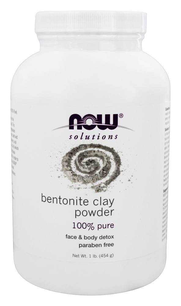 Argile bentonite pure Now