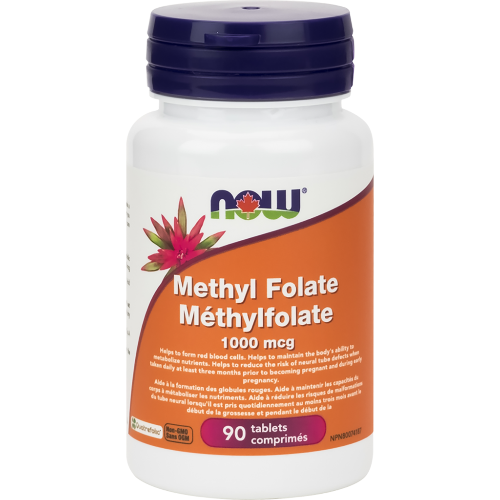 Méthylfolate 1000 mcg