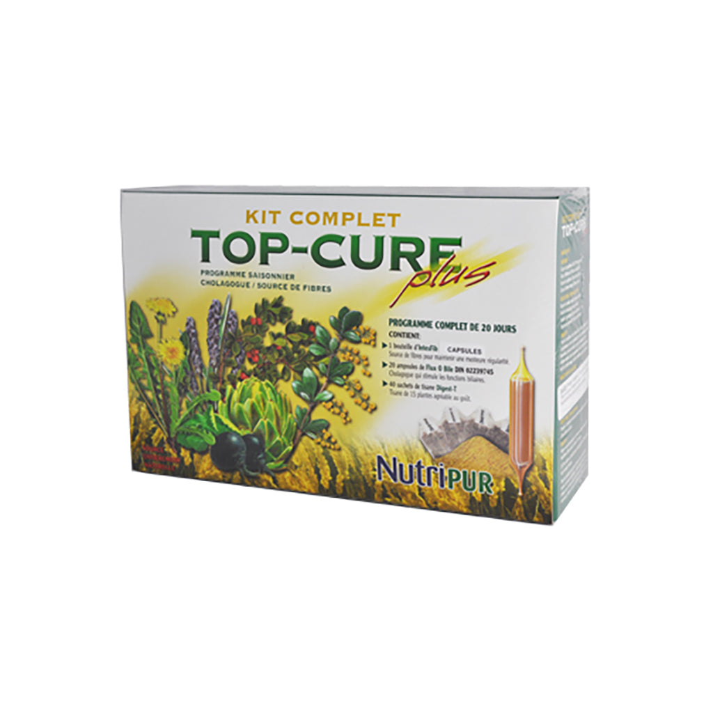 Kit Top Cure Plus