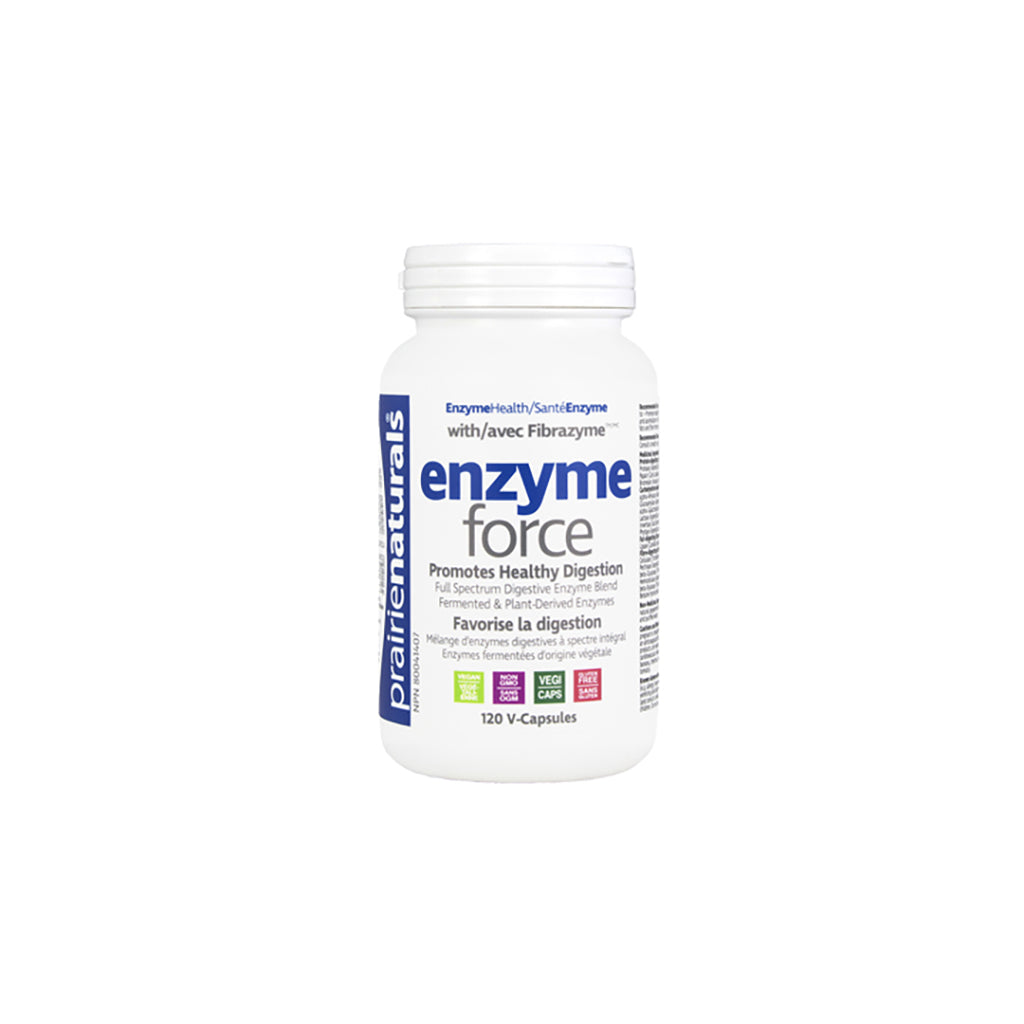 Enzyme Force Prairie Naturals