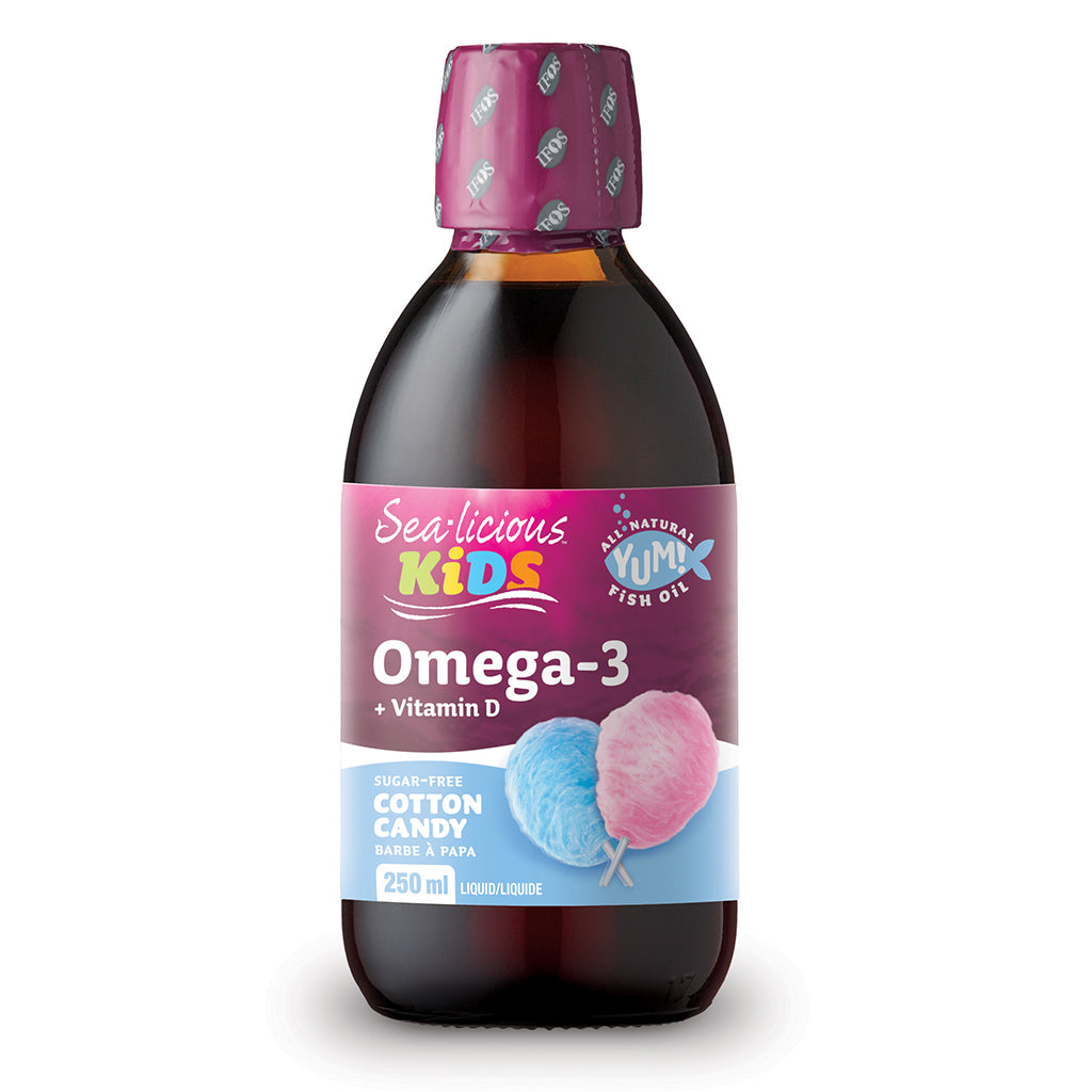 omega 3 vitamine d3 enfants sea licious 250 ml