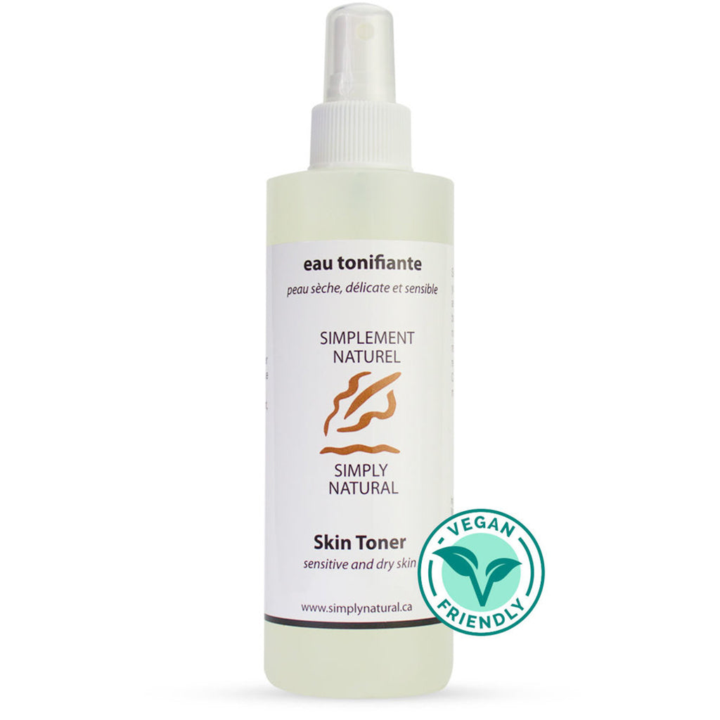 Eau Tonifiante 268 mL de Simply Natural Simplement Naturel