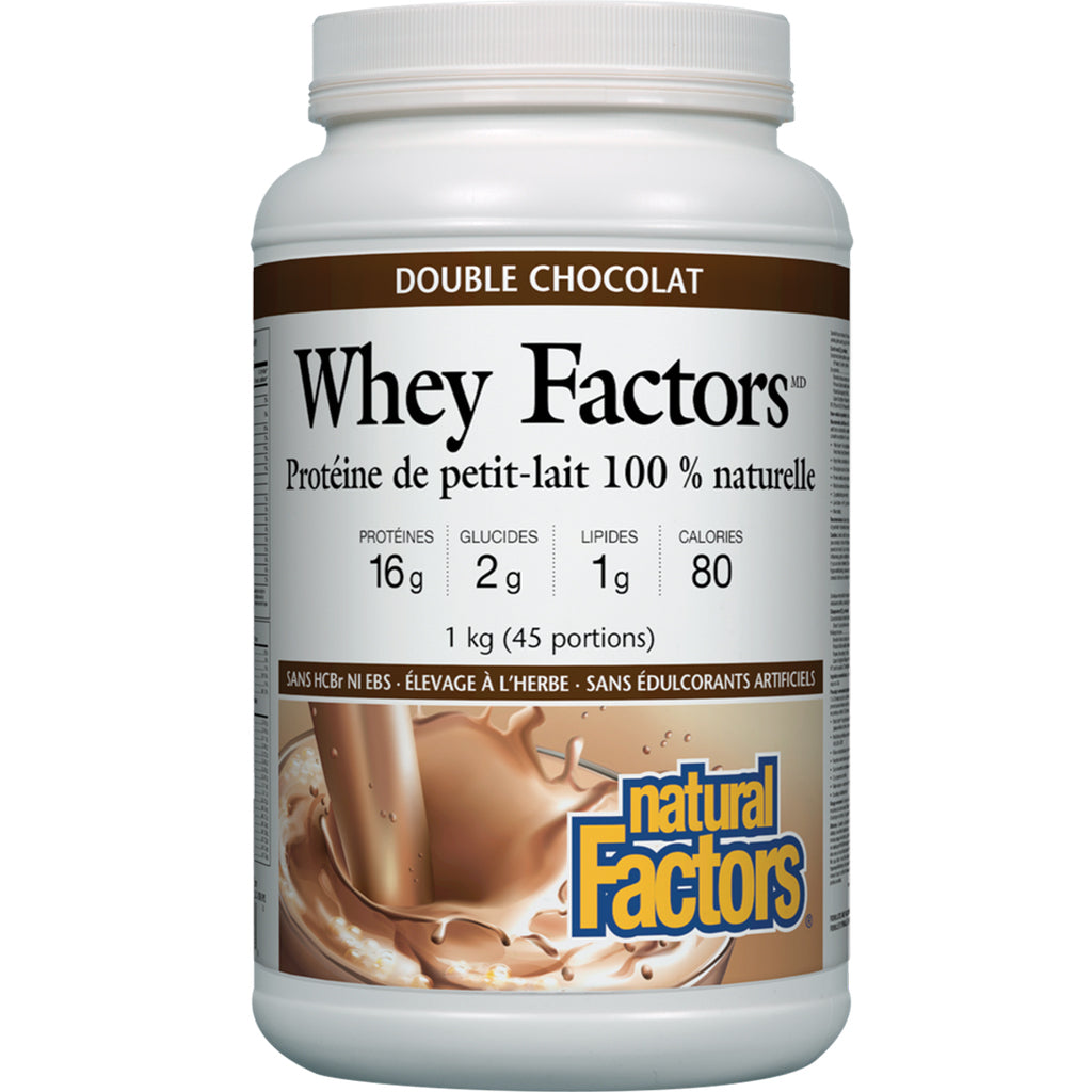 Whey Factors Double Chocolat