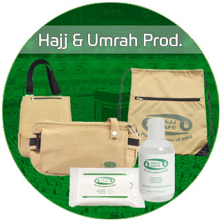 Hajj & Umrah Products