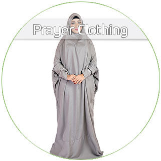 Prayer Clothing Set
