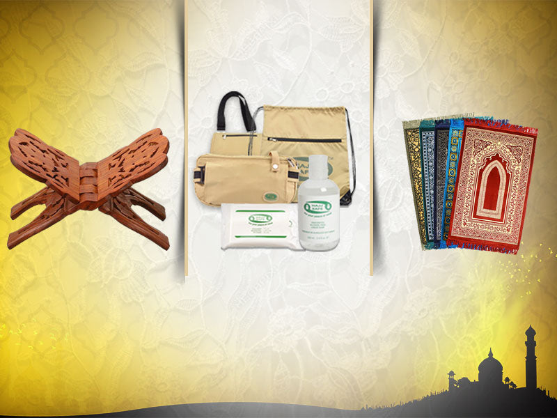 Prayer & Hajj Items