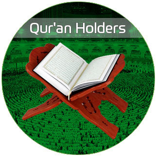 Qur'an Holders, Stands & Covers