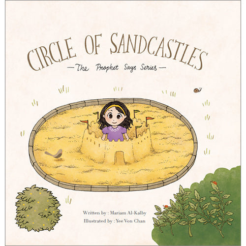 Circle of Sandcastles - The Prophet Says Series