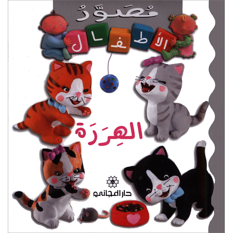Picture Book - The Cat