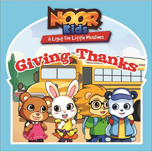 Noor Kids - Giving Thanks