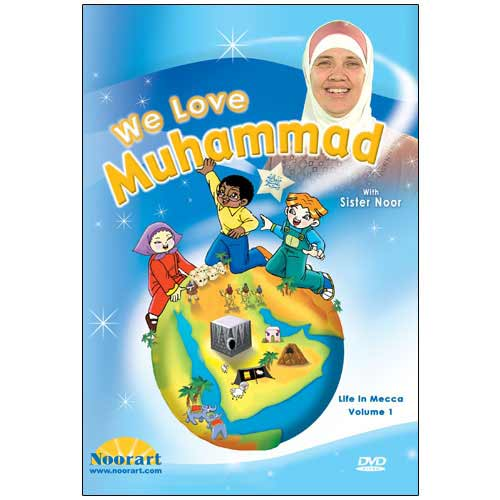 We Love Muhammad Life In Mecca: Volume 1 (Dvd) - east-west-souk