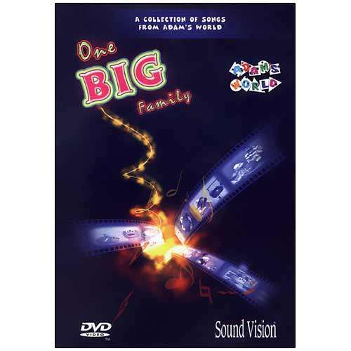 Adam's World - One Big Family (DVD)