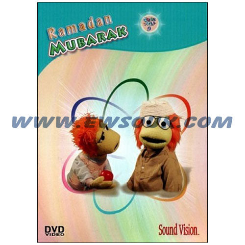 Adam's World - Ramadan Mubarak (DVD) - east-west-souk