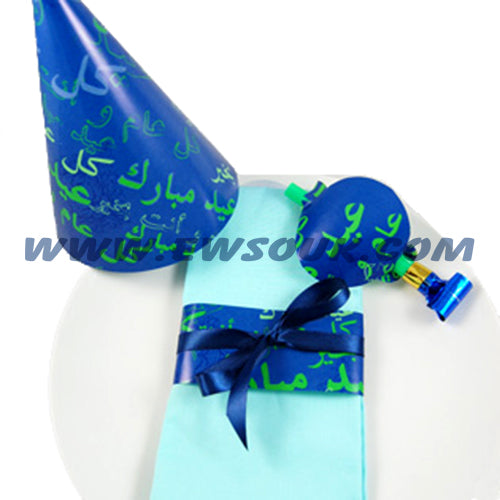 Blue Diamonds Gift Wrap