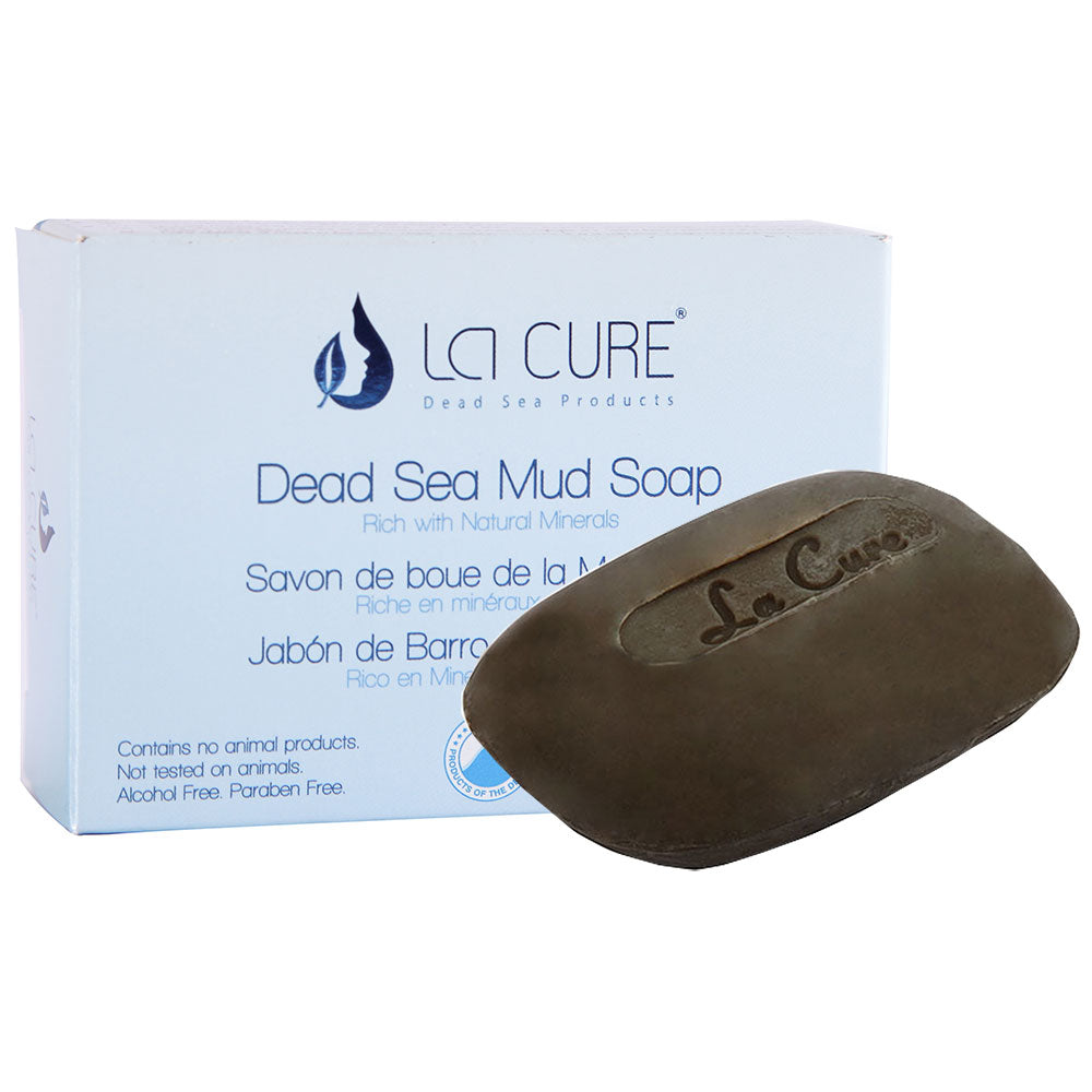 La Cure Dead Sea Mud Soap (90 Gm)