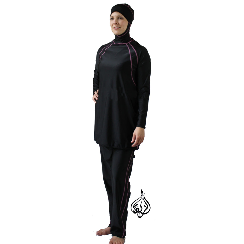Riviera Long-Tunic Islamic Swimsuit