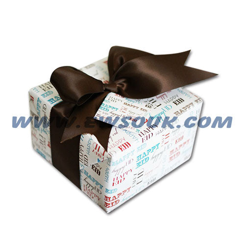 Happy Eid - Wrapping Paper Sheets - east-west-souk