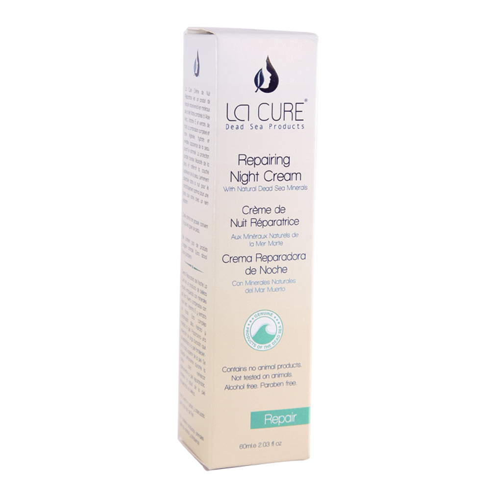 La Cure Dead Sea Repairing Night Cream (60Ml)