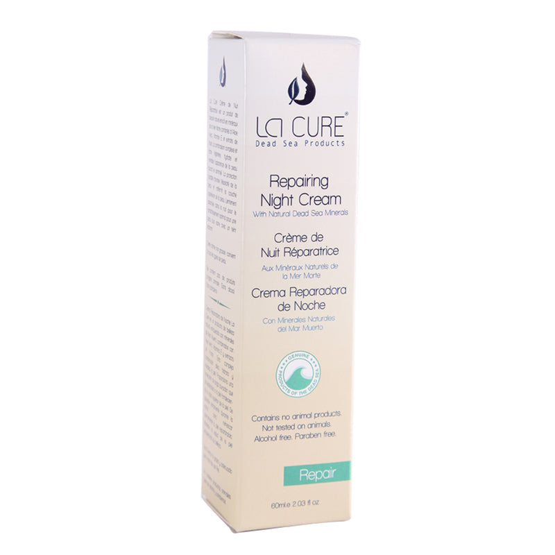 La Cure Dead Sea Repairing Night Cream