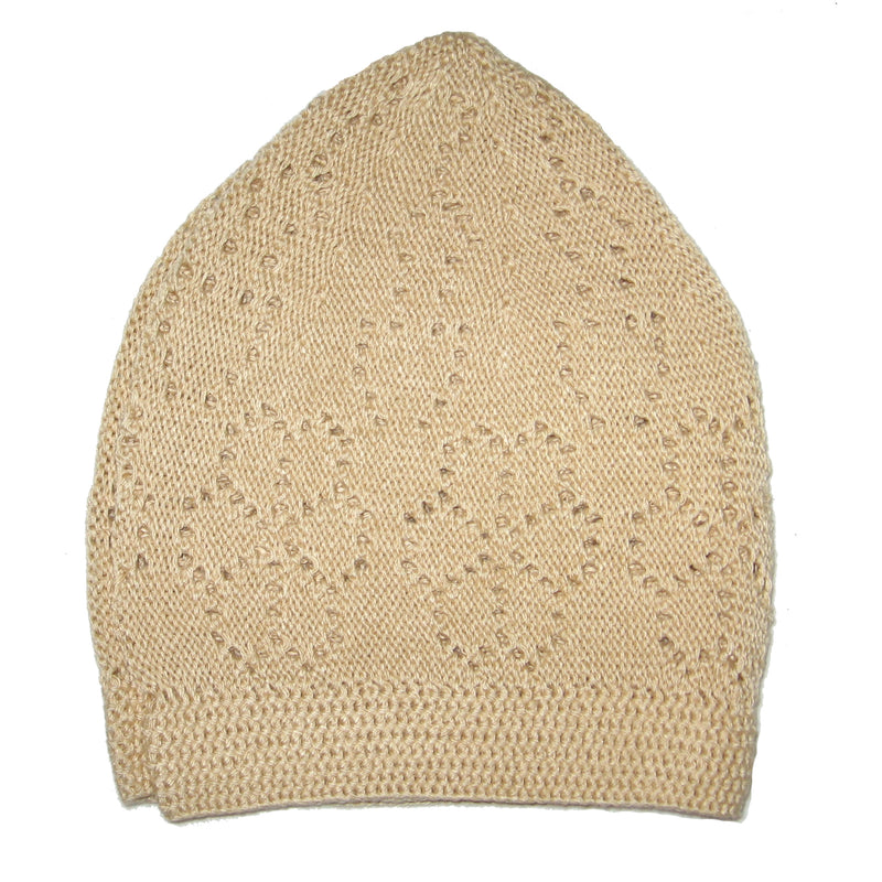 Kufi Cap For Men - Crocheted