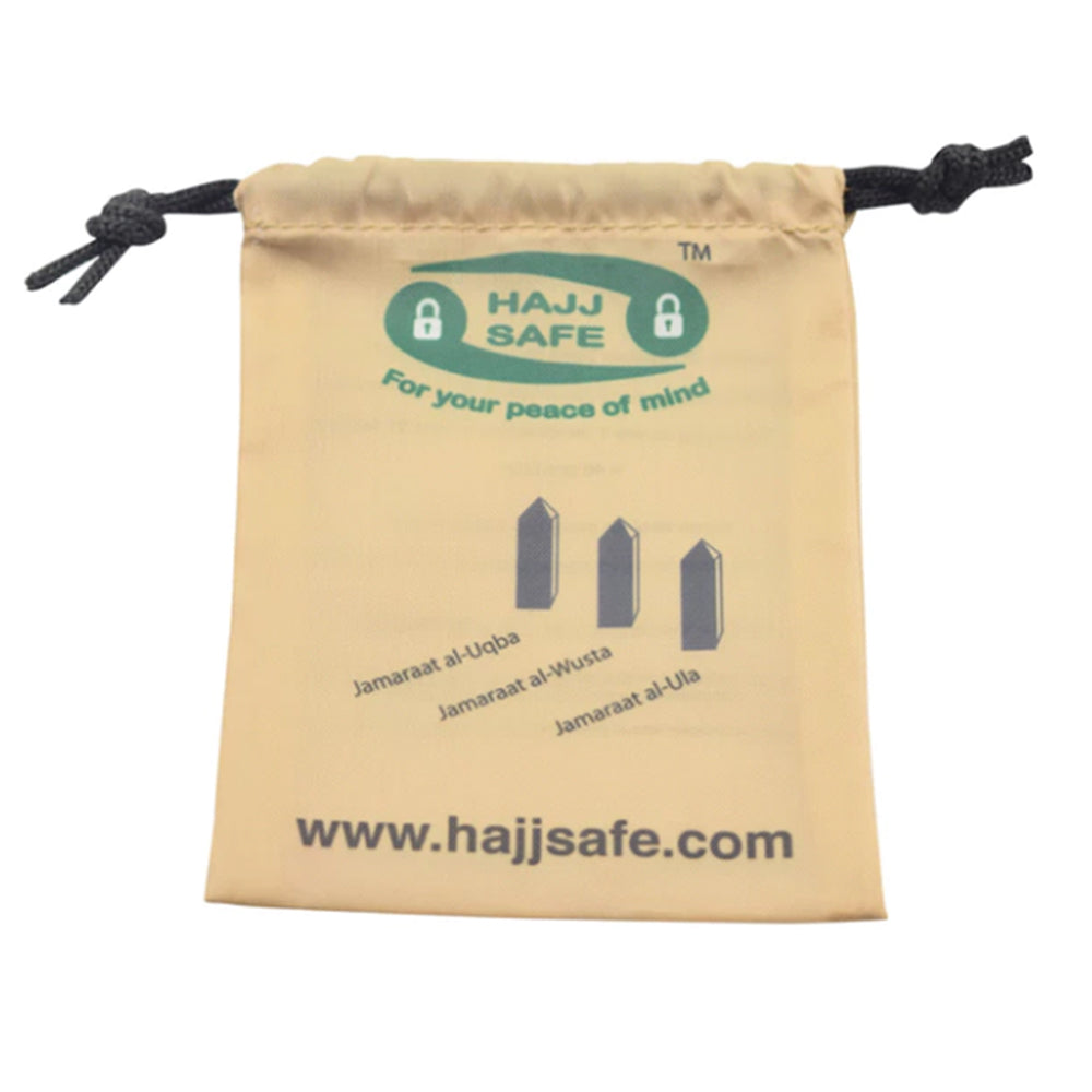 Hajj & Umrah Jamarat - Stone/Pebble Bag