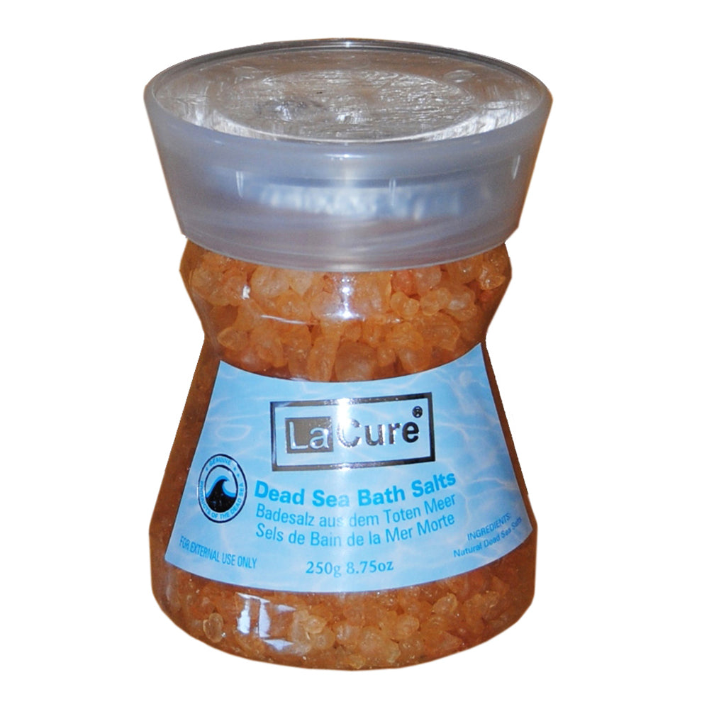 La Cure Natural Dead Sea Mineral Bath Salts (250Gm) - Peach