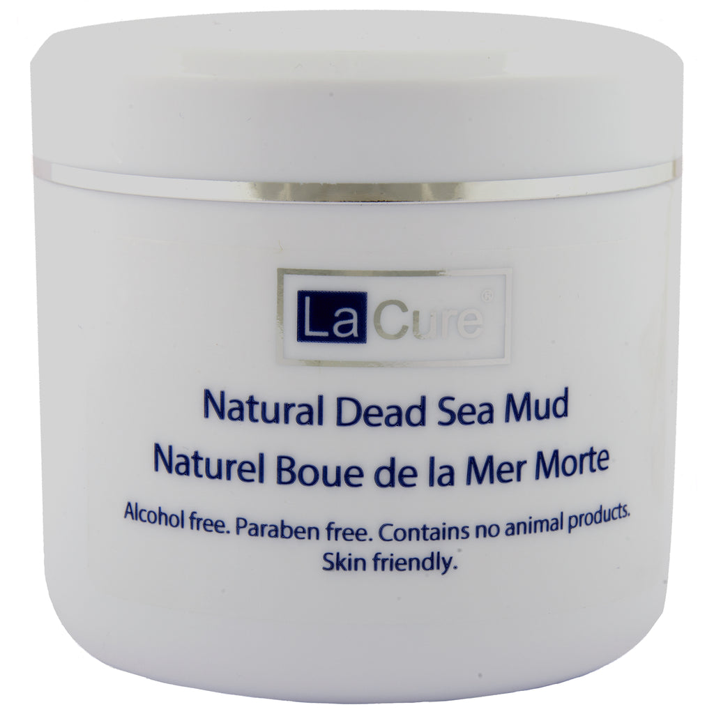 La Cure Natural Dead Sea Black Body Mud (800 Gm )