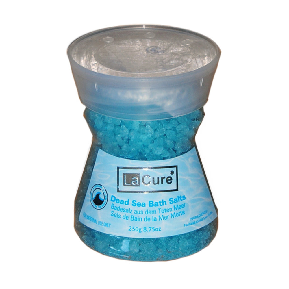 La Cure Natural Dead Sea Mineral Bath Salts (250Gm) - Blue