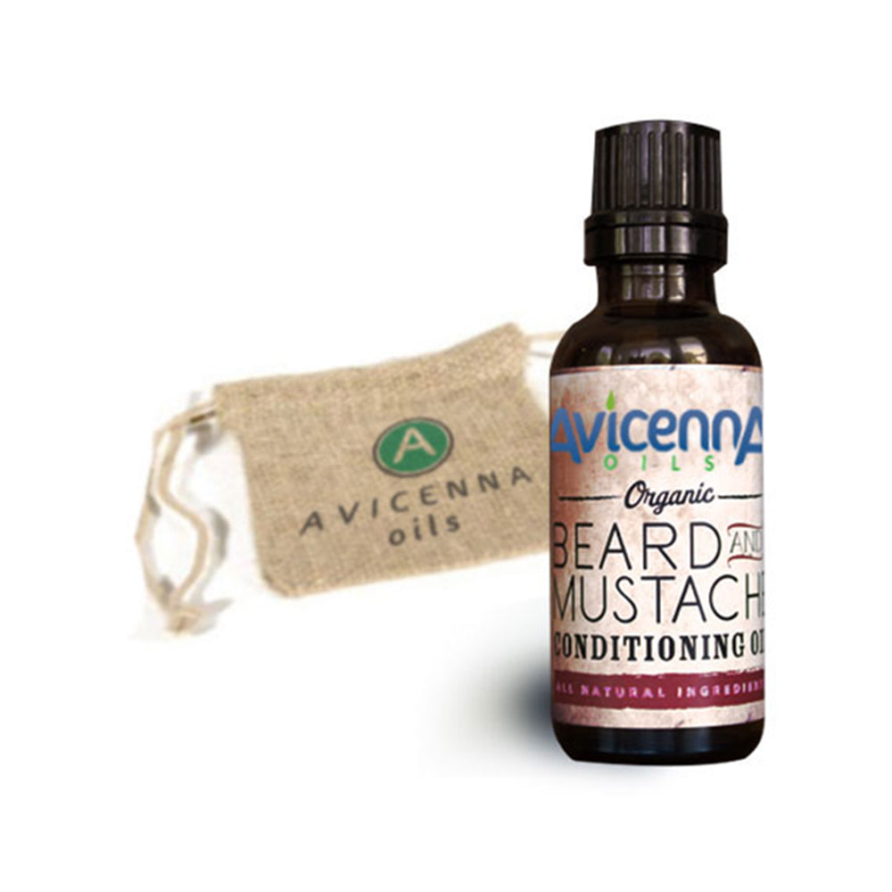 Beard and Moustache Conditioning Oil