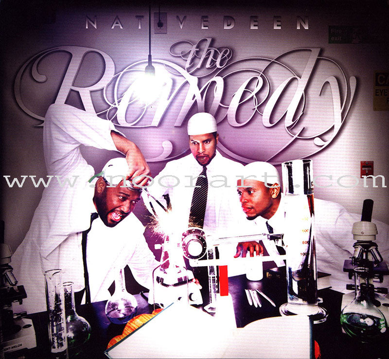 The Remedy (Audio CD)