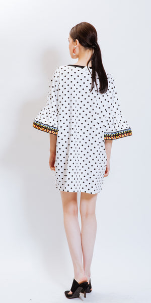 BROOKLYN POLKA DOTS DRESS
