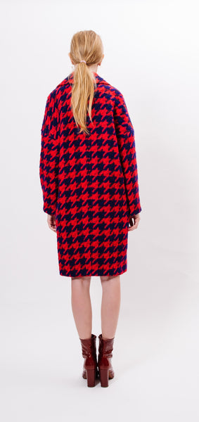 BERTH WOOL COAT