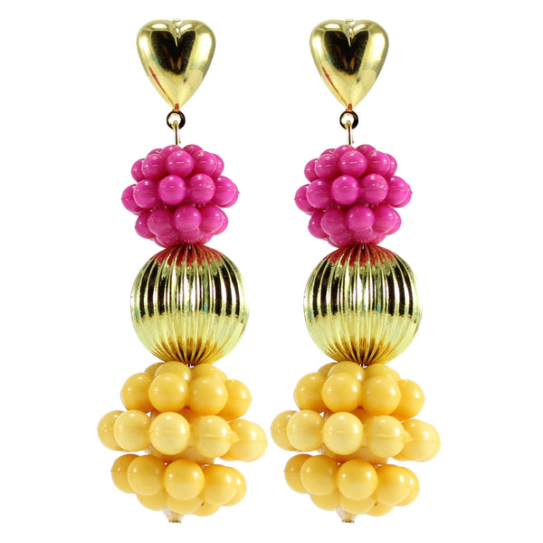 Cassis Earrings