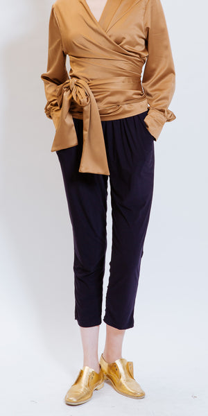 CARMEN URBAN PANTS - NAVY