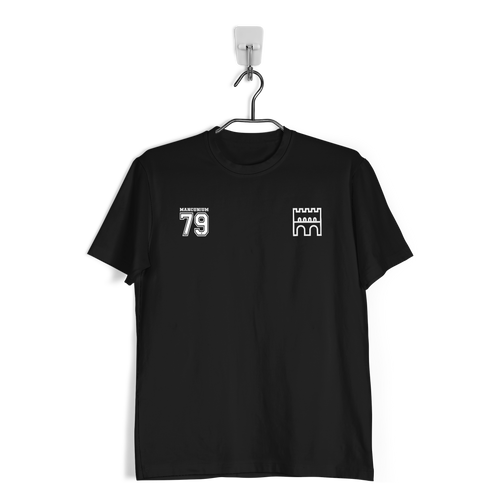 Mancunium 79 Fort T-Shirt - Black