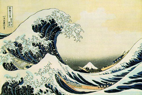 The Great Wave of Kanagawa