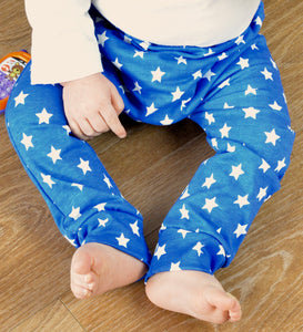 Star Jersey Leggings