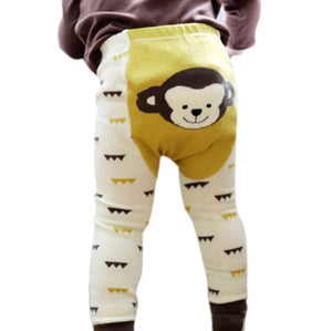 Cheeky Monkey Leggings and Socks