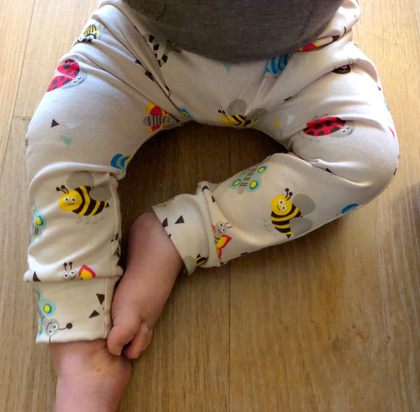 Love Bug Organic Jersey Leggings