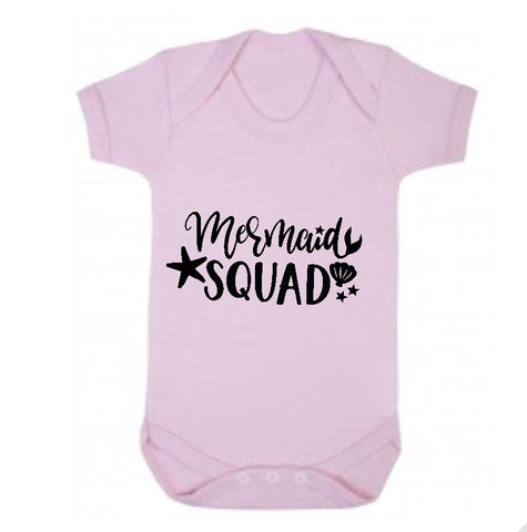 Mermaid Squad Short Sleeve Body