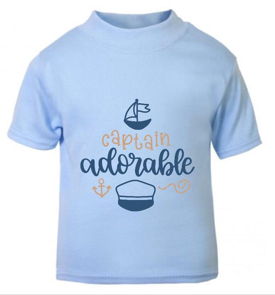Captain Adorable T-Shirt