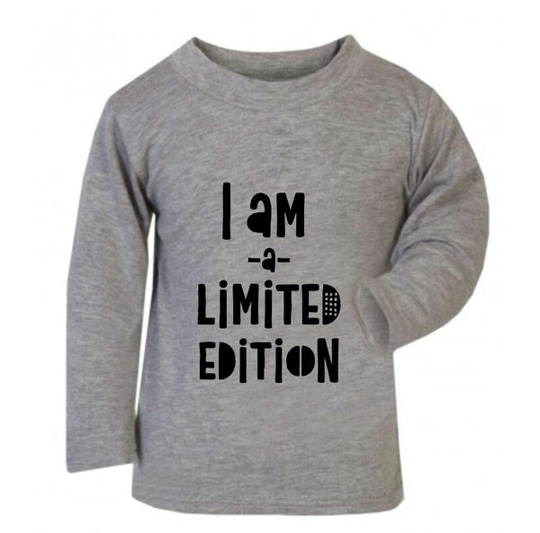 Limited Edition Long Sleeve Top