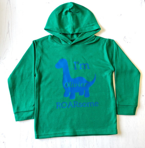 I'm Roarsome Cotton Hoodie