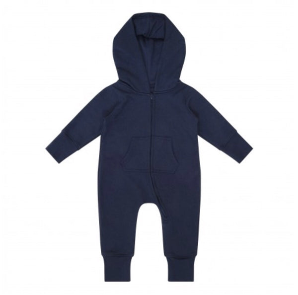 Initial Fleece Onesie
