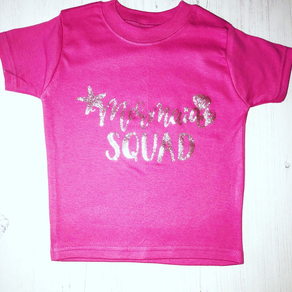 Mermaid Squad T-Shirt