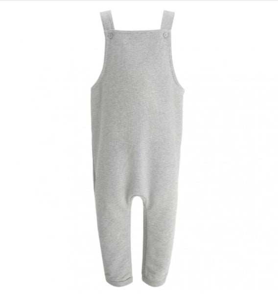 Fox Personalised Fleece Dungarees