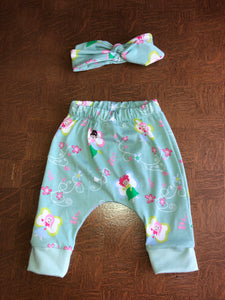 Fairy Princess Organic Jersey Leggings